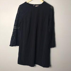 LOFT Navy Blue Dress NWT